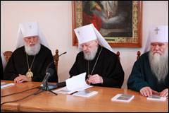 Synod of UOC-MP Specified Conditions of Dialogue with «Non-Canonical» Churches